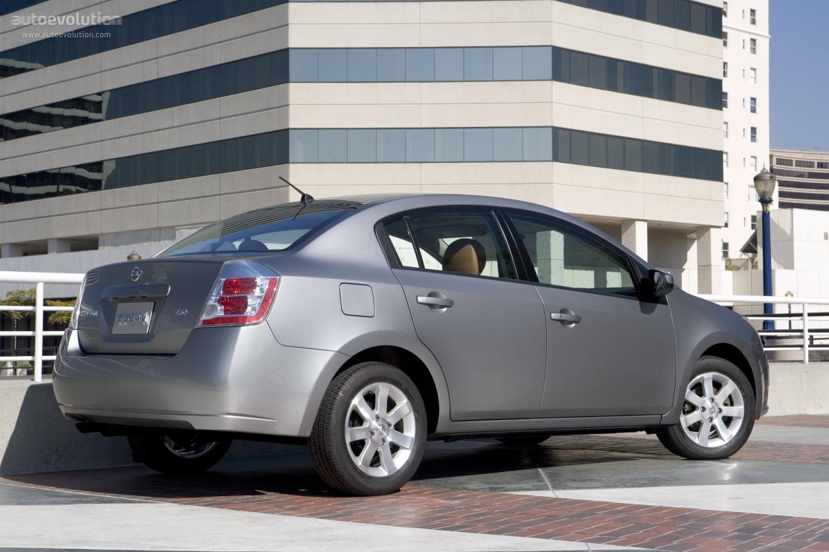 Nissan Sentra Specs Amp Photos 2006 2007 2008 2009
