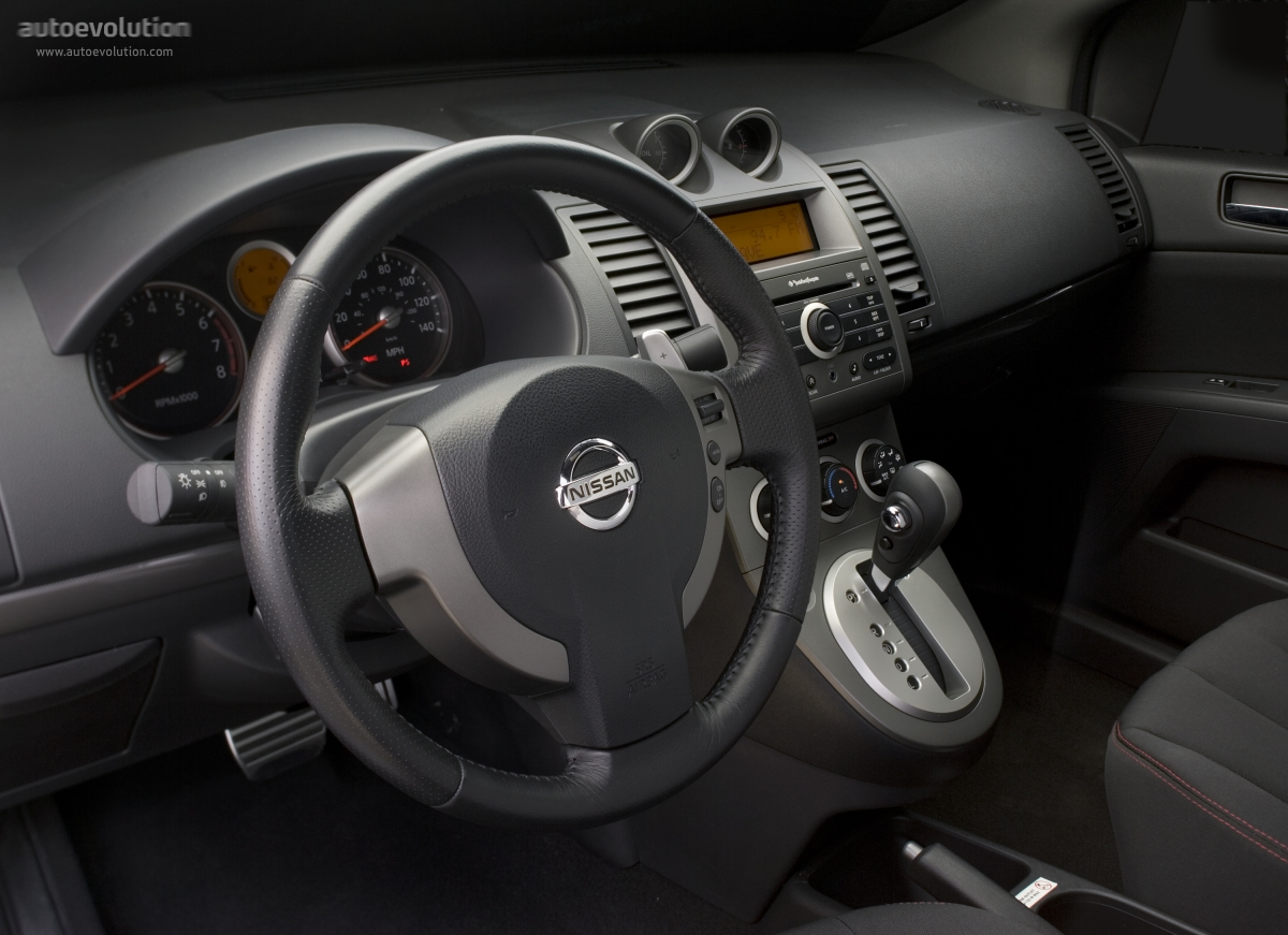 2006 Nissan Sentra Se R Spec V >> NISSAN Sentra SE-R - 2006, 2007, 2008, 2009, 2010, 2011 ...