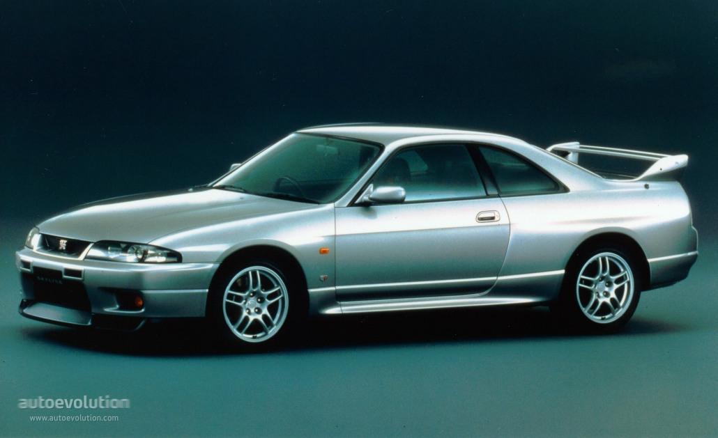 NISSAN Skyline GT-R (R33) specs & photos - 1995, 1996 ...
