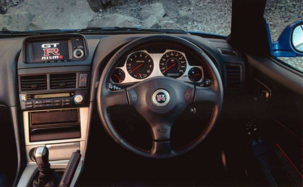 Nissan Skyline Gt R R34 Specs Amp Photos 1999 2000