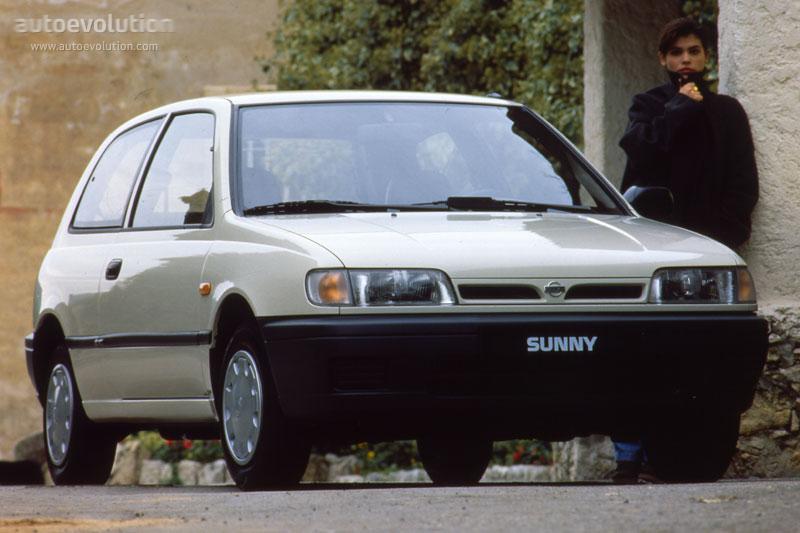Nissan Frontier Nismo >> NISSAN Sunny 3 Doors specs & photos - 1993, 1994, 1995 ...