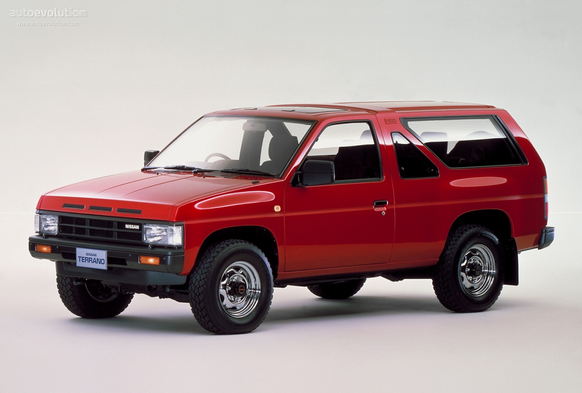 Nissan Navara Suv 2018 >> NISSAN Terrano 3 Doors - 1988, 1989, 1990, 1991, 1992, 1993 - autoevolution