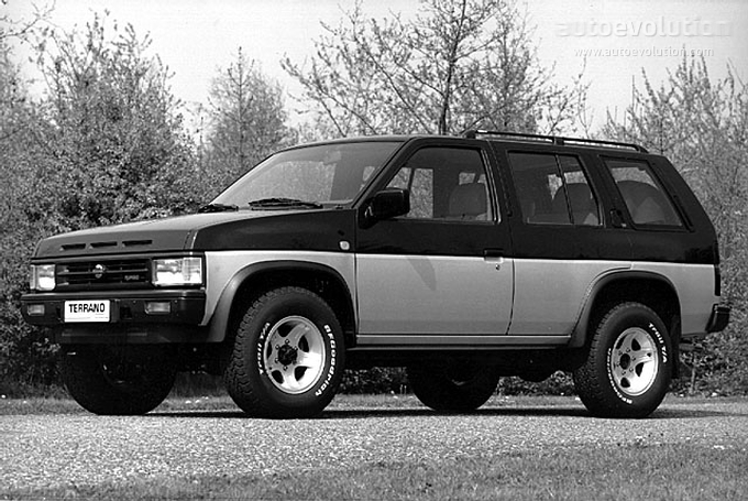NISSAN Terrano 5 Doors specs & photos - 1990, 1991, 1992 ...