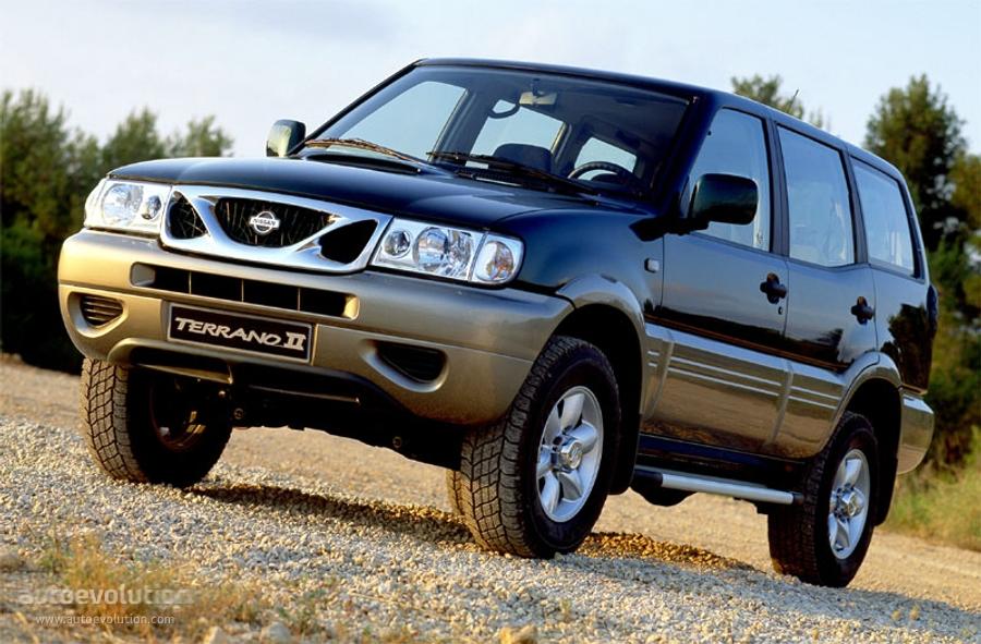 Nissan Terrano Ii 5 Doors - 2000  2001  2002