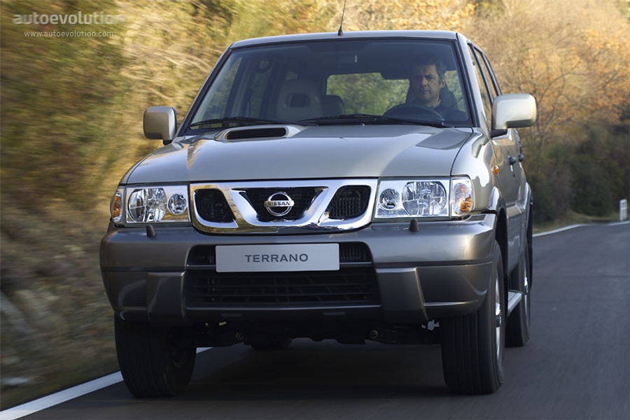 nissan terrano ii 5 doors specs photos 2002 2003 2004 2005 autoevolution. Black Bedroom Furniture Sets. Home Design Ideas