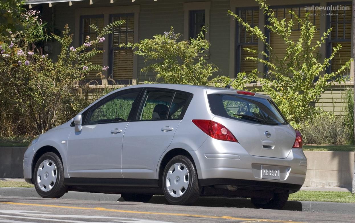 nissan versa 2006 tiida 2007 specs autoevolution 2008 2009 cars