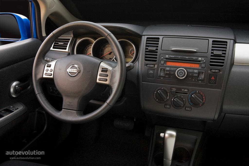Nissan Tiida Versa 2006 2007 2008 2009 2010 2011