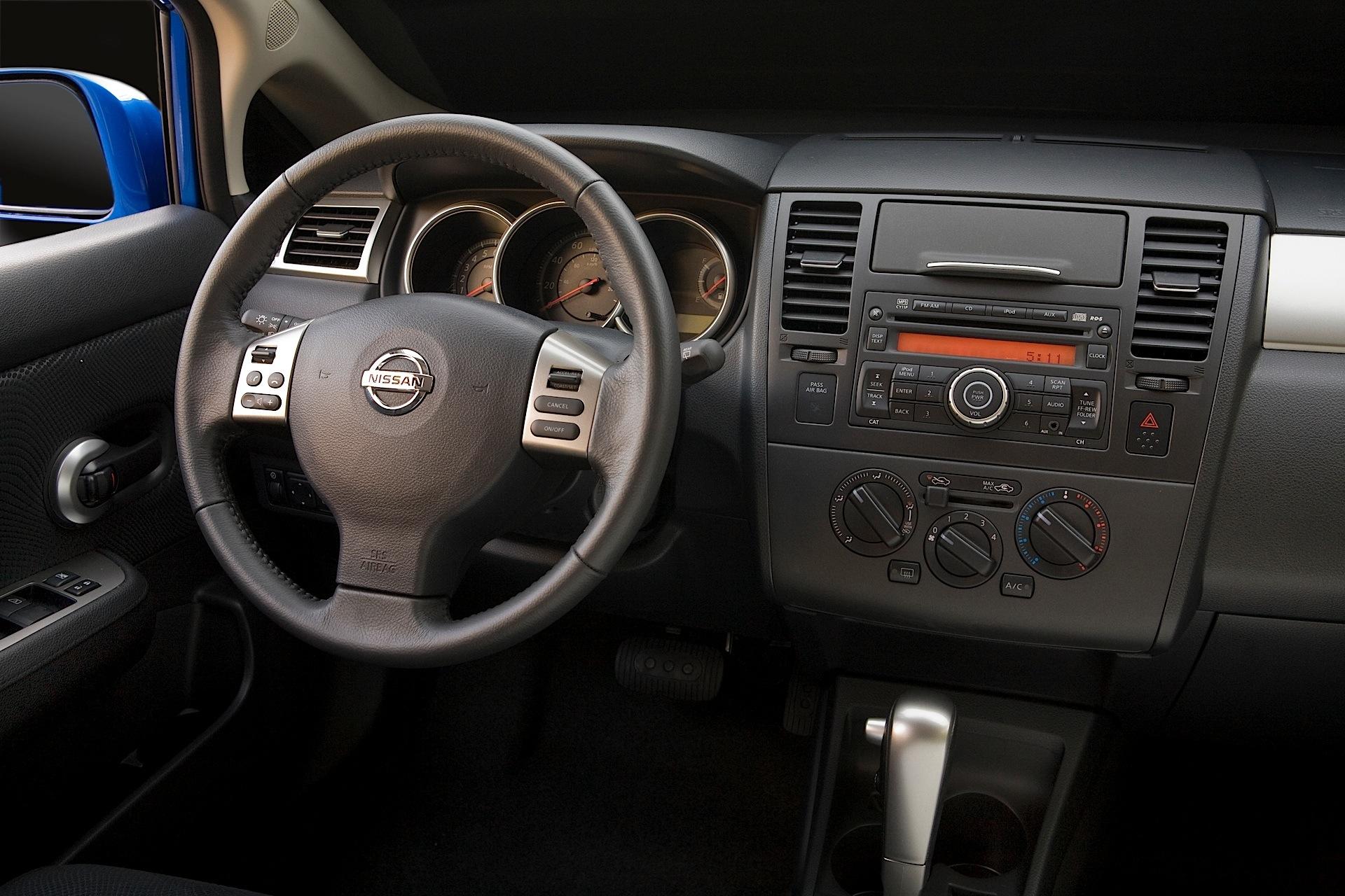NISSAN Tiida/Versa Sedan specs - 2011, 2012, 2013, 2014 ...
