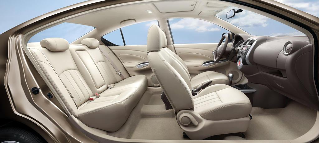 NISSAN Tiida/Versa Sedan - 2011, 2012, 2013, 2014, 2015 ...
