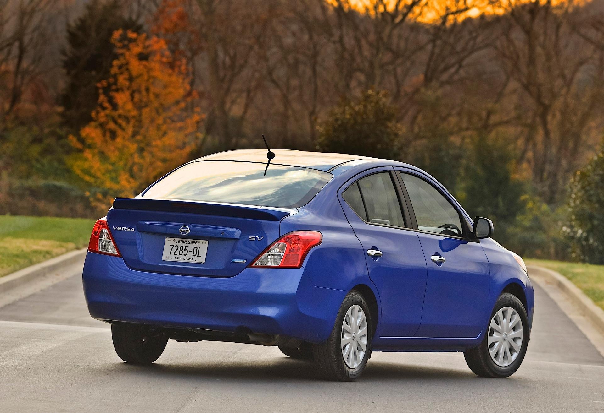 Nissan Tiida Versa Sedan Specs 2011 2012 2013 2014 2015 2016 2017 2018 Autoevolution
