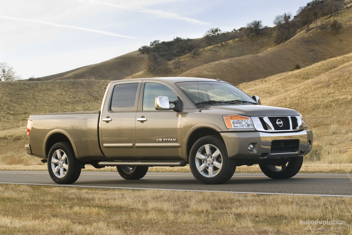 What Size Is Bed Nissan Titan