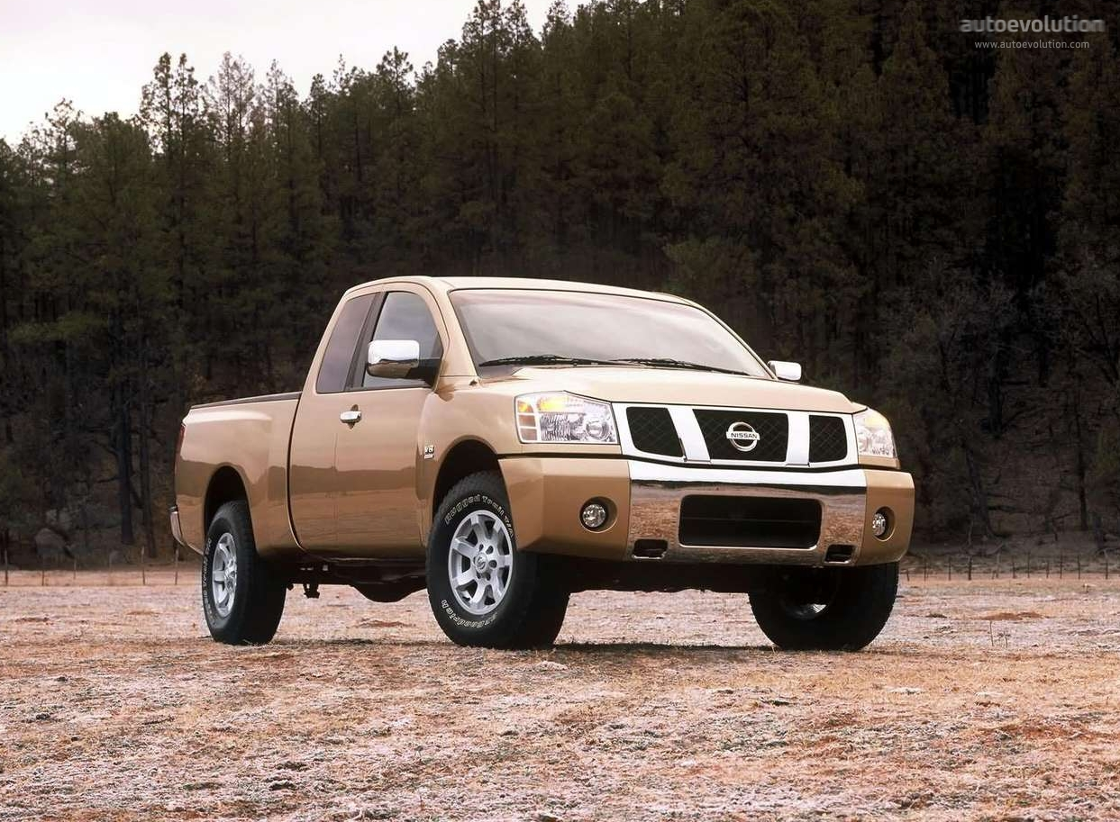 Nissan Titan King Cab Specs Amp Photos 2004 2005 2006