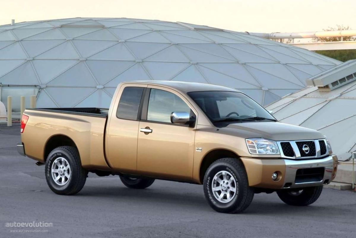 Nissan Titan King Cab Bed Dimensions