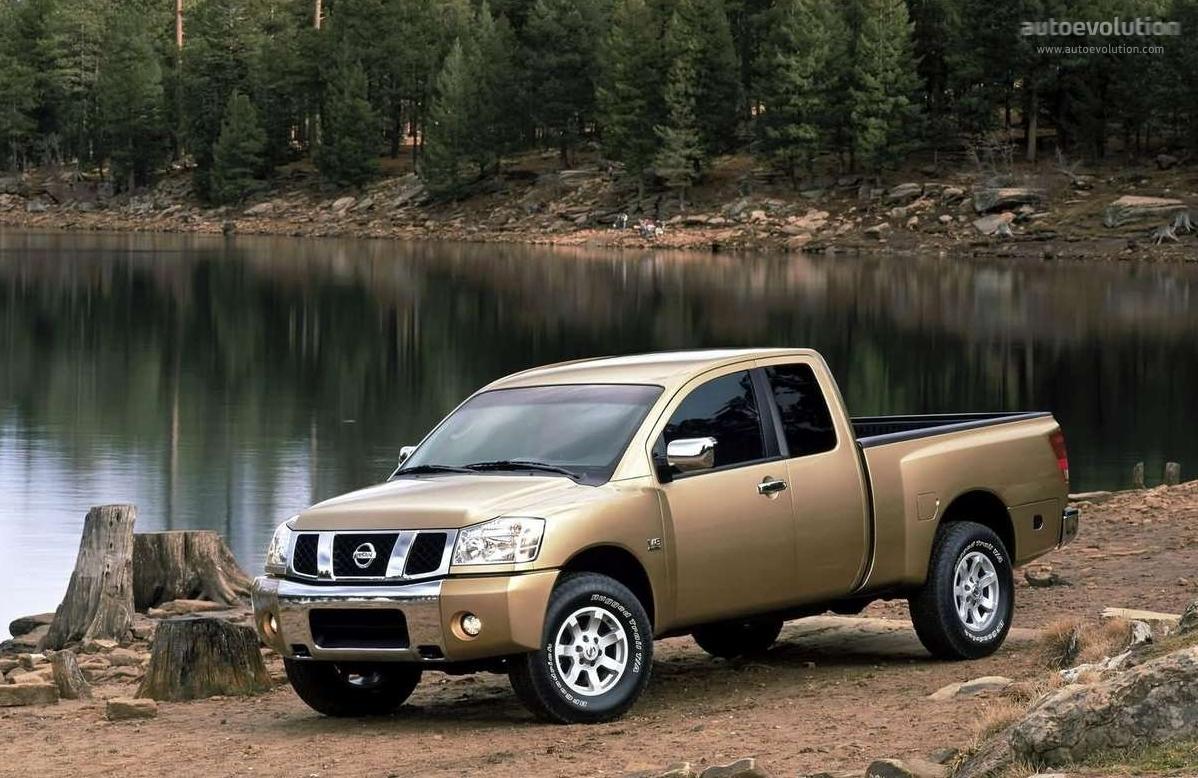 Nissan Titan King Cab Specs Amp Photos 2004 2005 2006