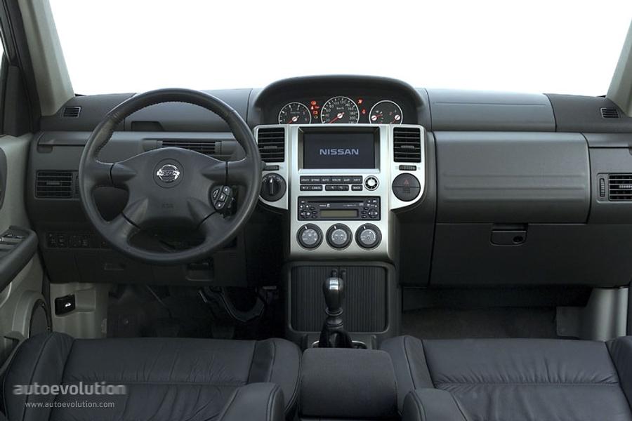 Nissan X Trail 2003 2004 2005 2006 2007 Autoevolution