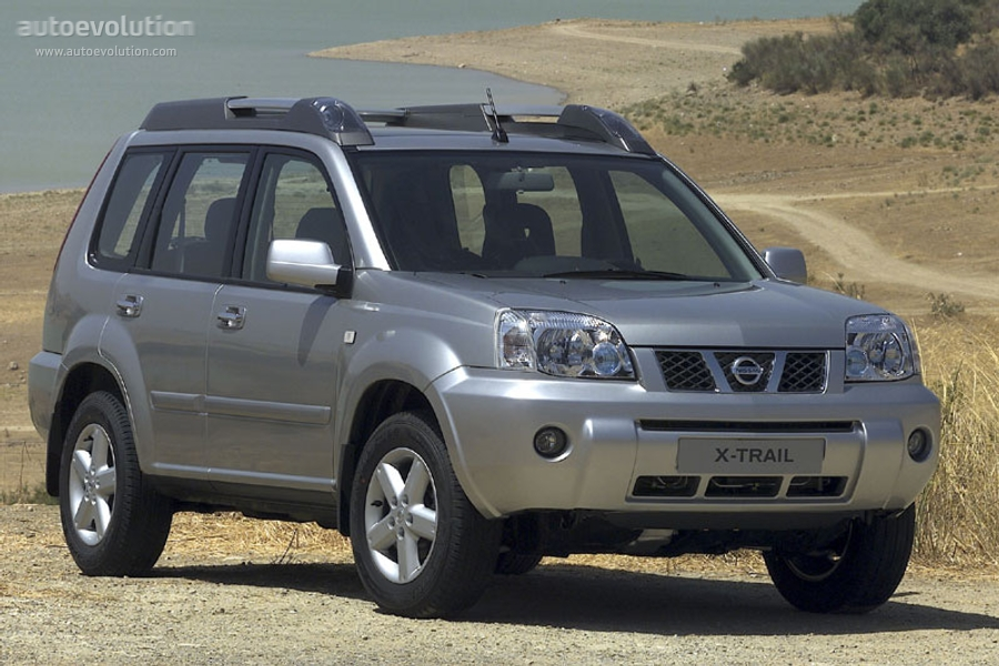 nissan x trail specs photos 2003 2004 2005 2006. Black Bedroom Furniture Sets. Home Design Ideas