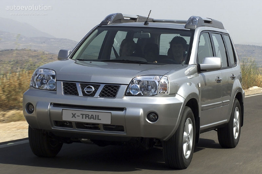 nissan x trail specs 2003 2004 2005 2006 2007 autoevolution. Black Bedroom Furniture Sets. Home Design Ideas