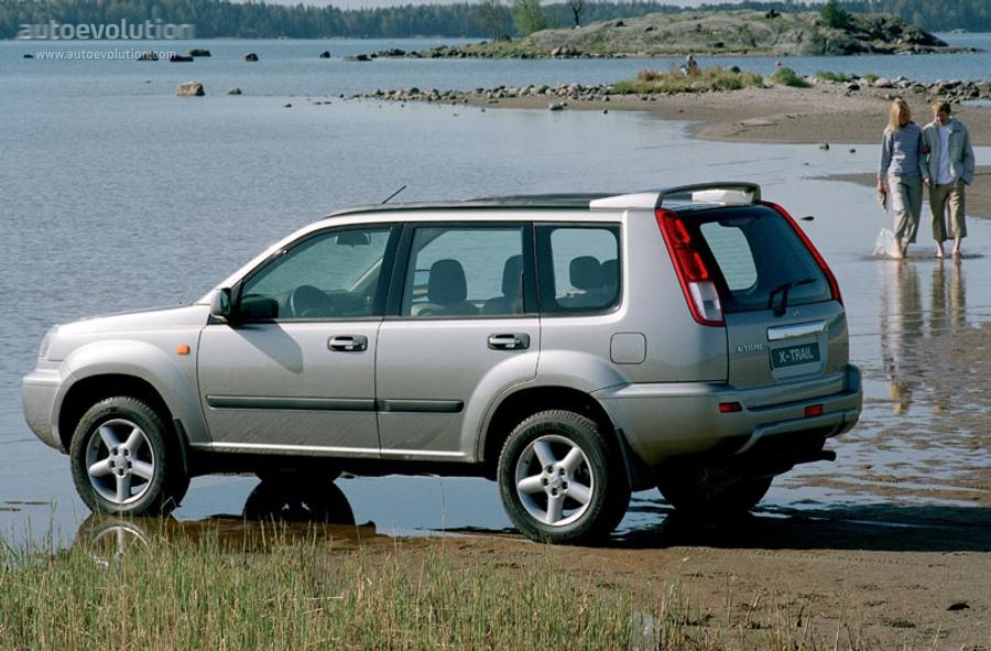 Nissan xtrail 2002