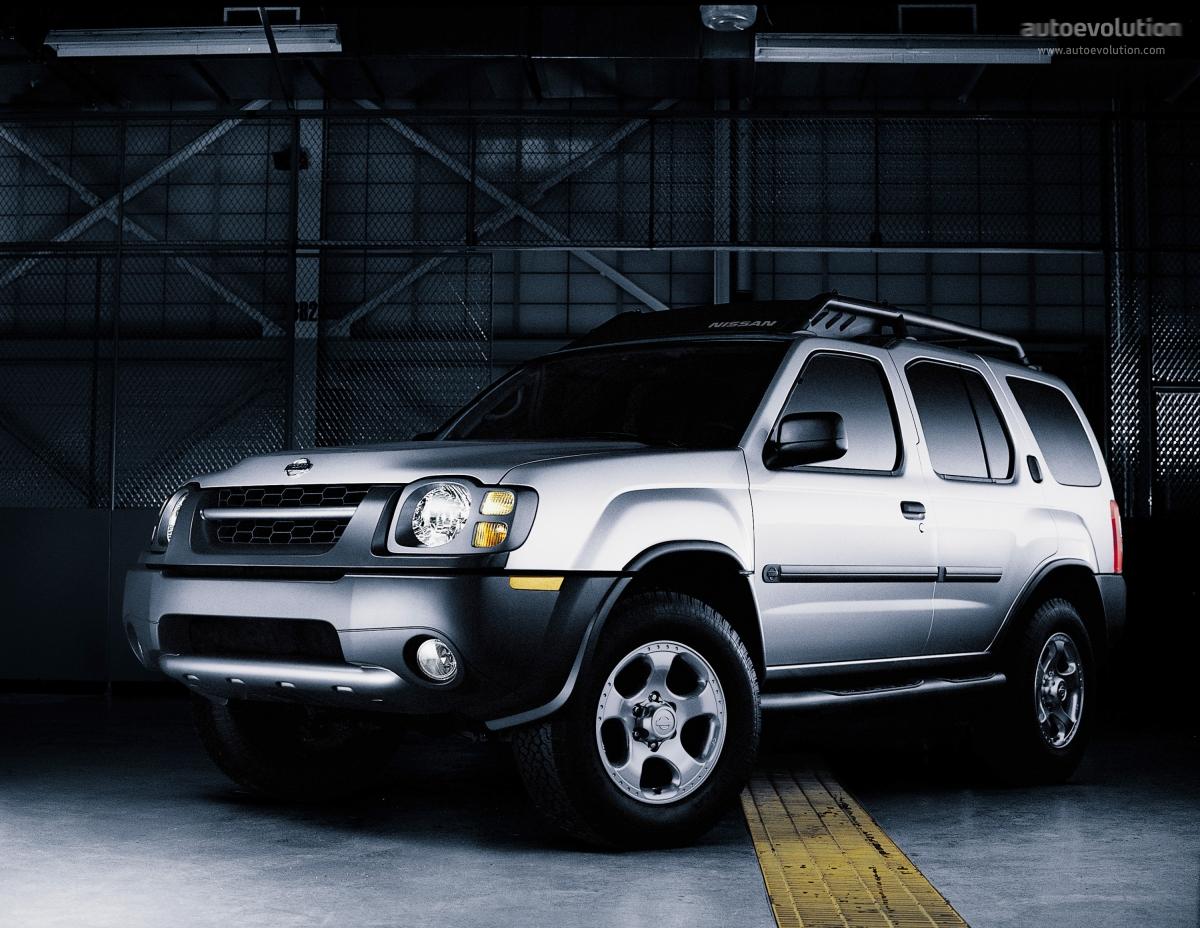 Nissan Xterra 2002 2003 2004 2005 Autoevolution
