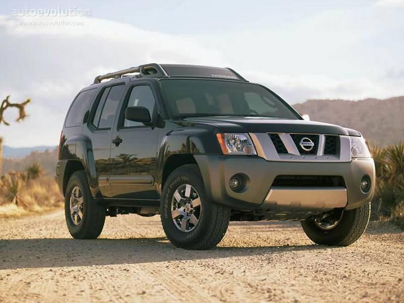 Nissan Xterra 2005 2006 2007 2008 Autoevolution