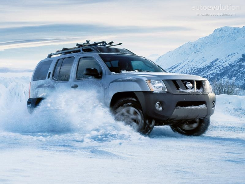 NISSAN XTerra specs & photos - 2005, 2006, 2007, 2008 ...