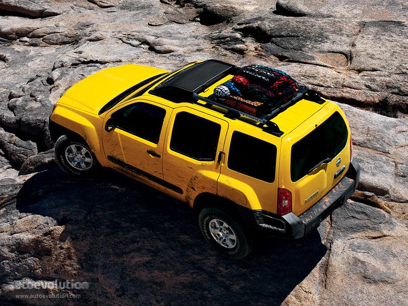 Nissan Xterra Specs 2005 2006 2007 2008 Autoevolution