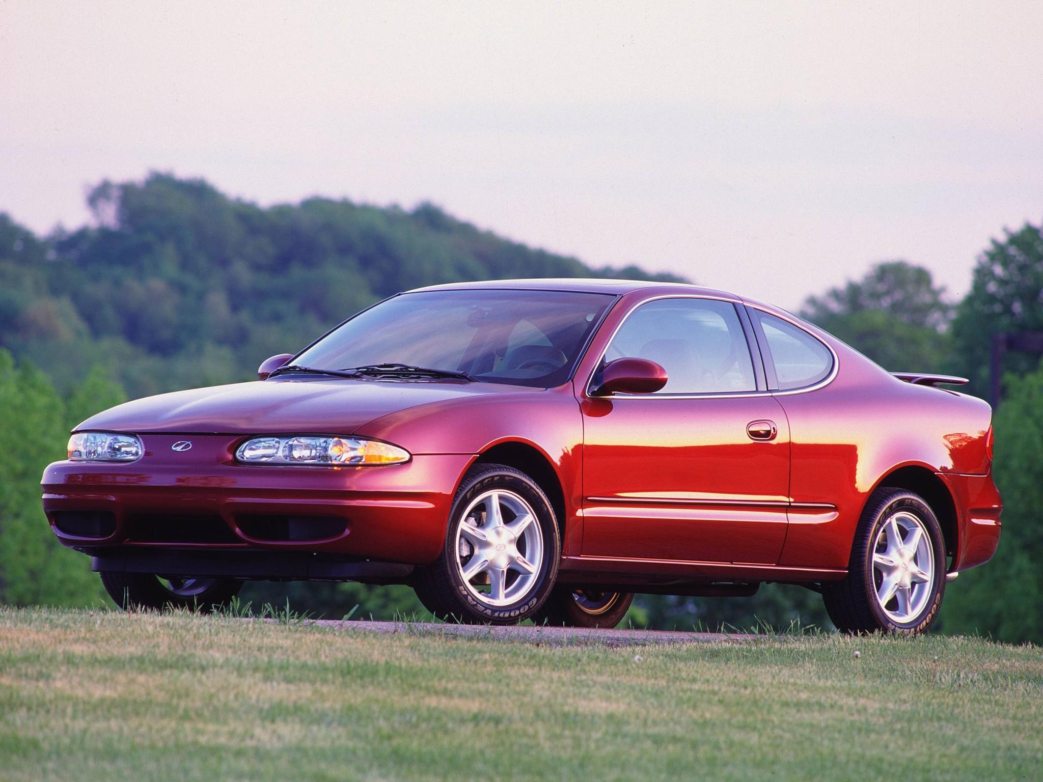 Oldsmobile alero coupe specs 1999 2000 2001 2002 2003 2004 autoevolution