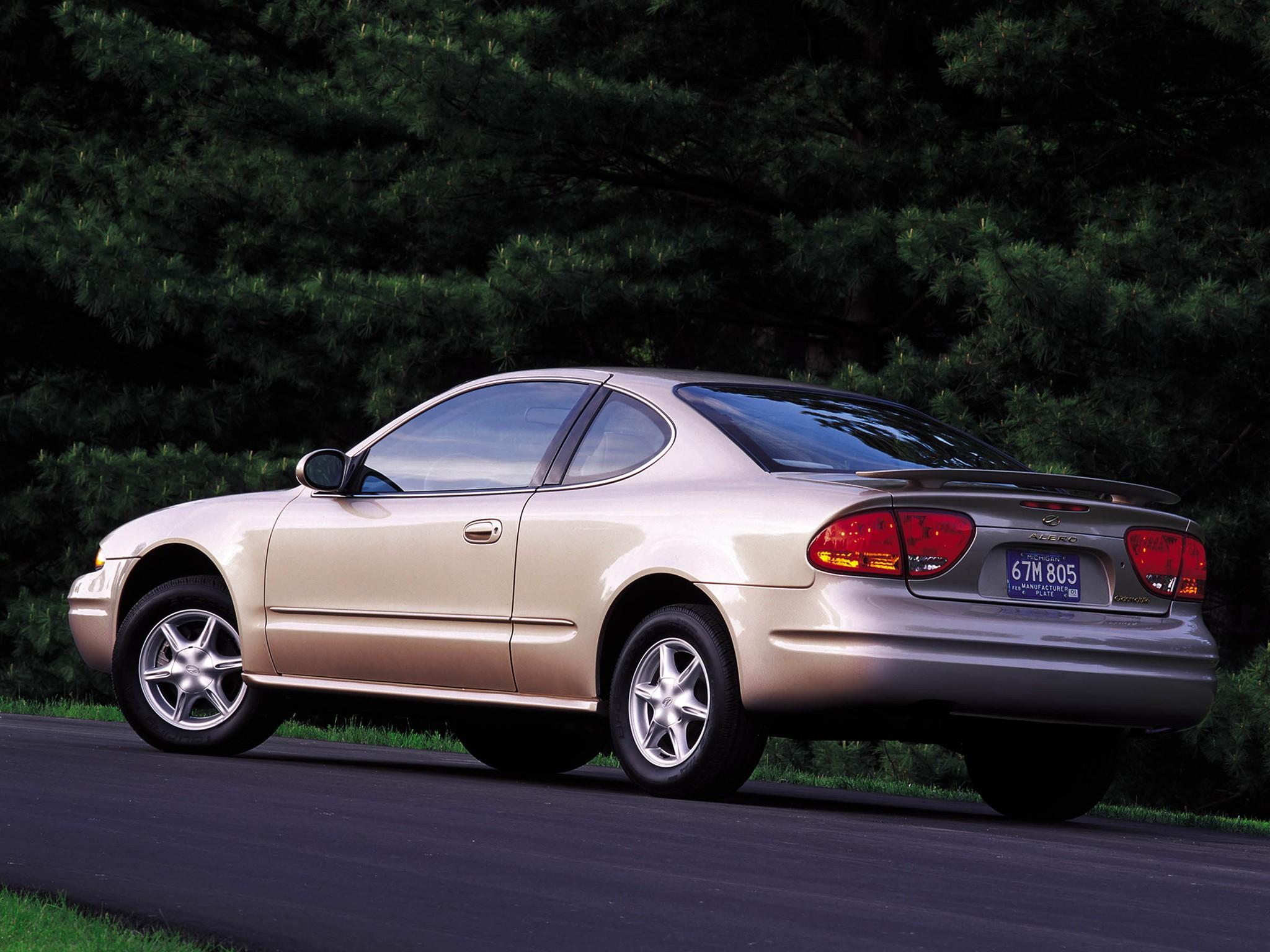 Oldsmobile Alero Coupe