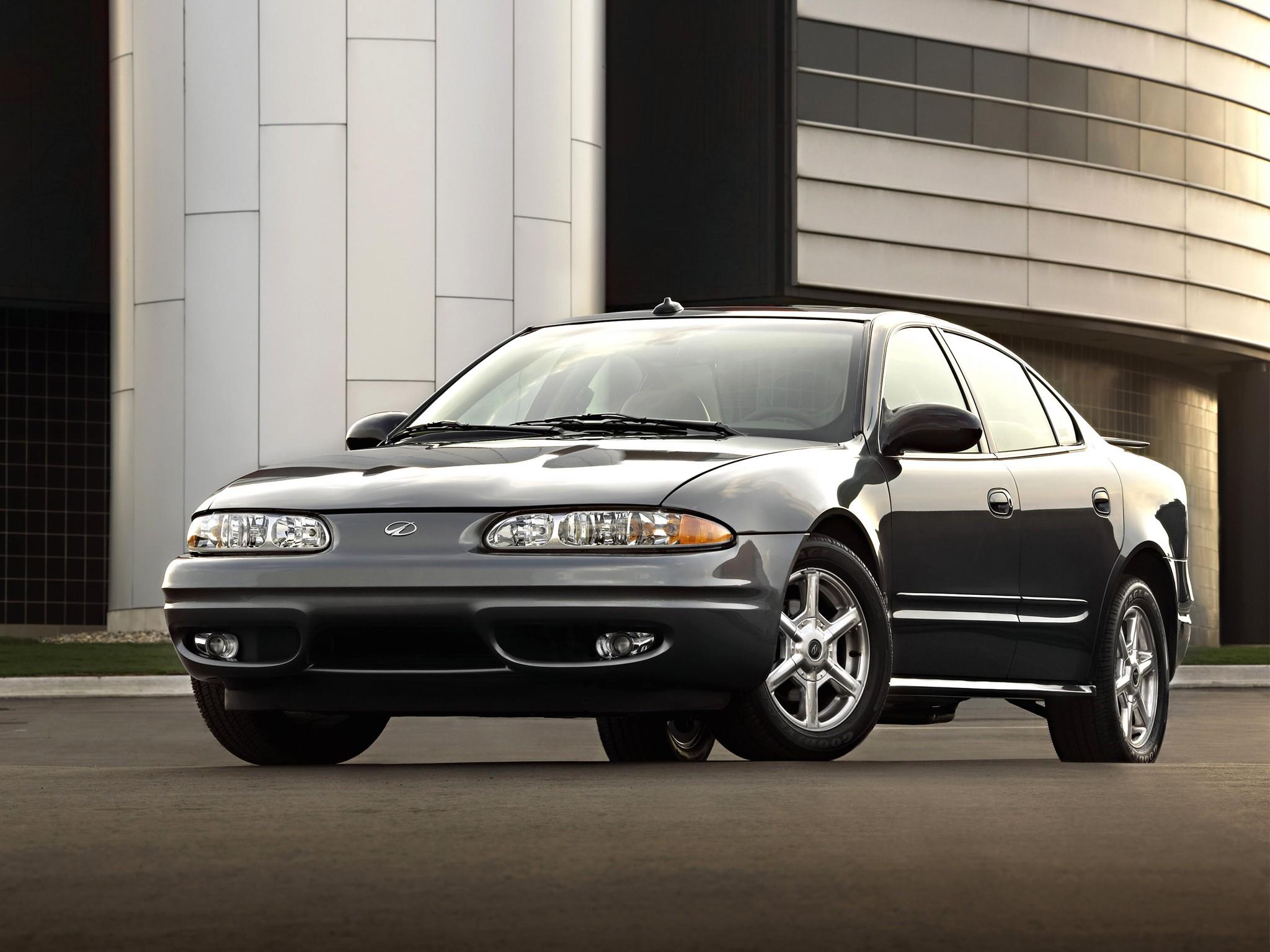 Car Tire Pressure >> OLDSMOBILE Alero sedan - 1999, 2000, 2001, 2002, 2003, 2004 - autoevolution