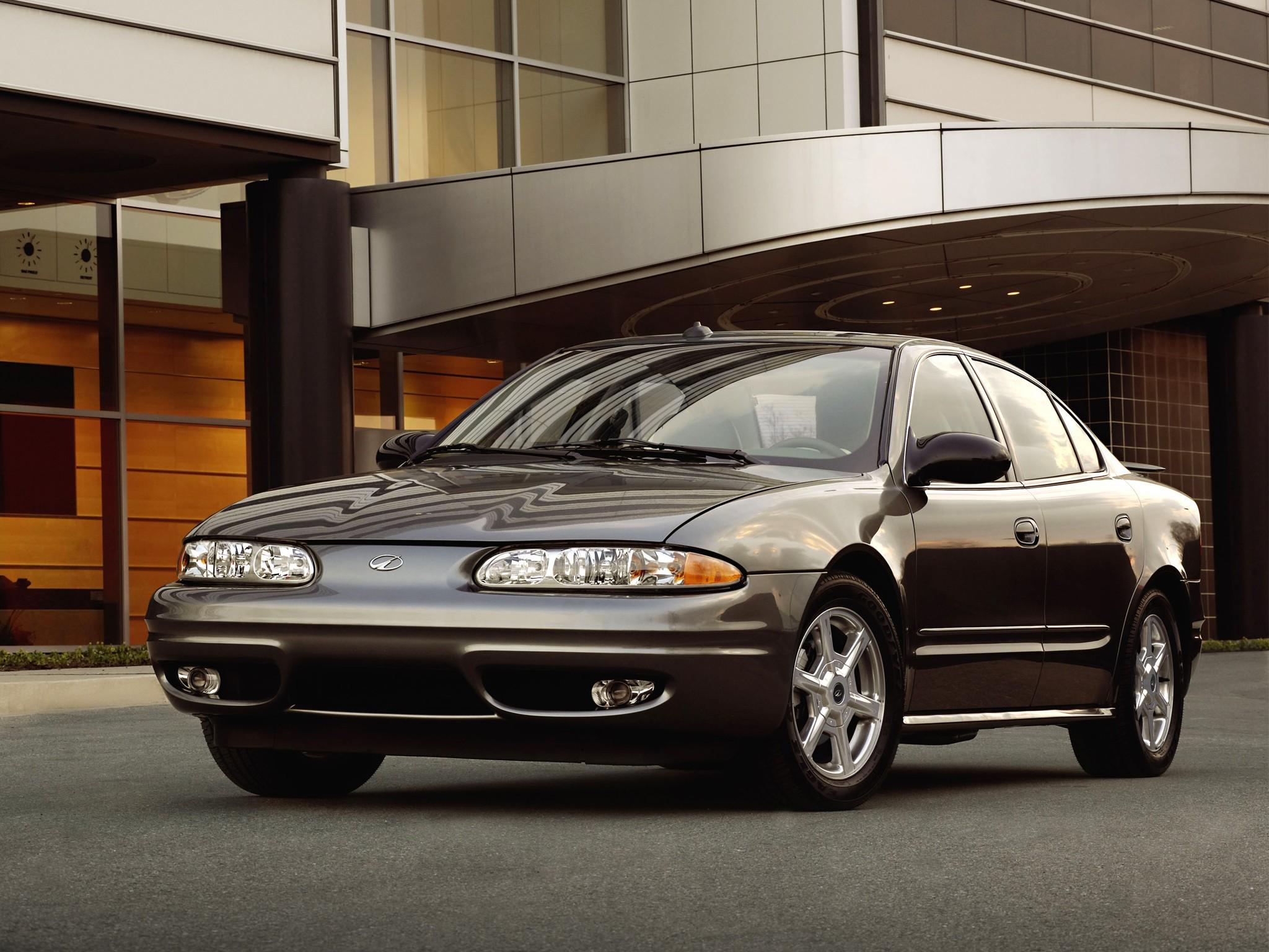 Oldsmobile Alero Sedan Specs 1999 2000 2001 2002