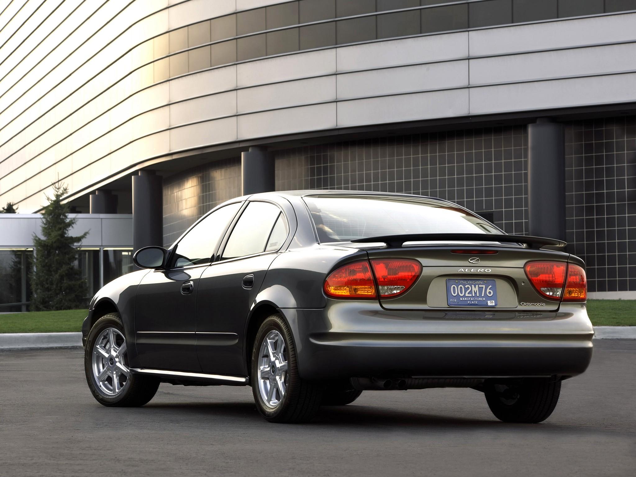 oldsmobile alero sedan specs 1999 2000 2001 2002. Black Bedroom Furniture Sets. Home Design Ideas