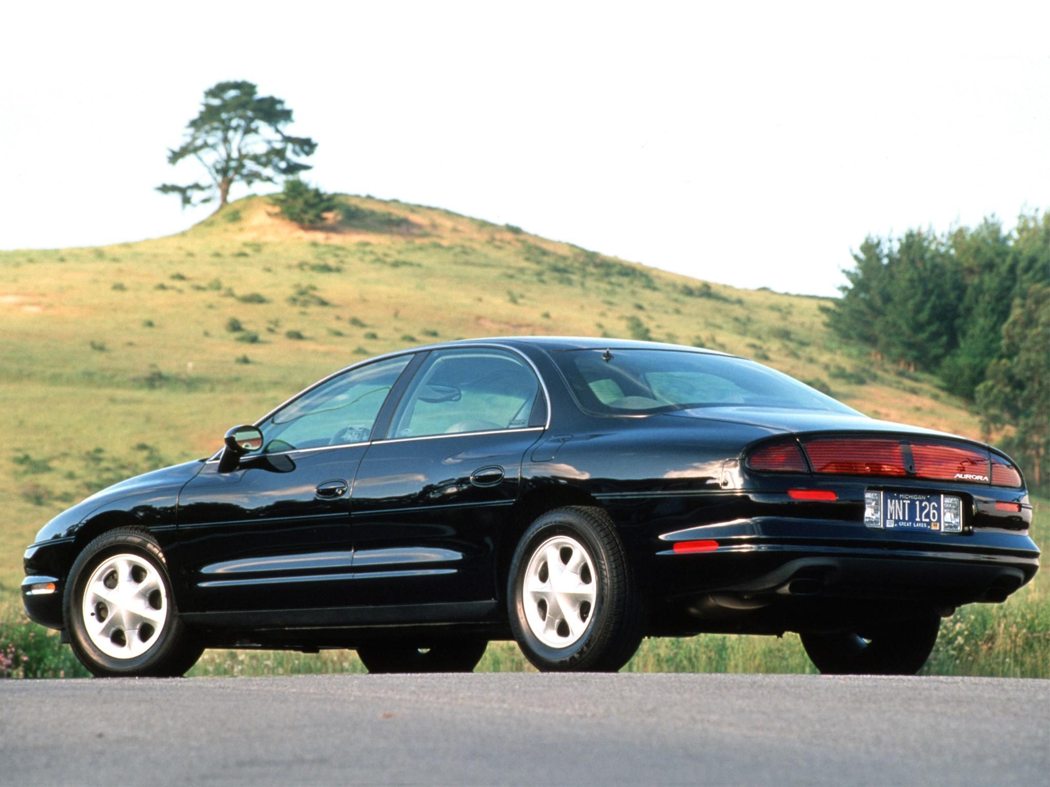 OLDSMOBILE Aurora - 1994, 1995, 1996, 1997, 1998, 1999 ...