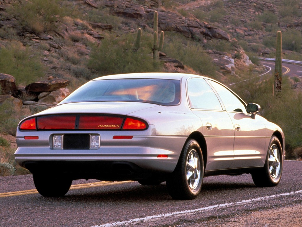 Oldsmobile aurora specs 1994 1995 1996 1997 1998 1999 autoevolution