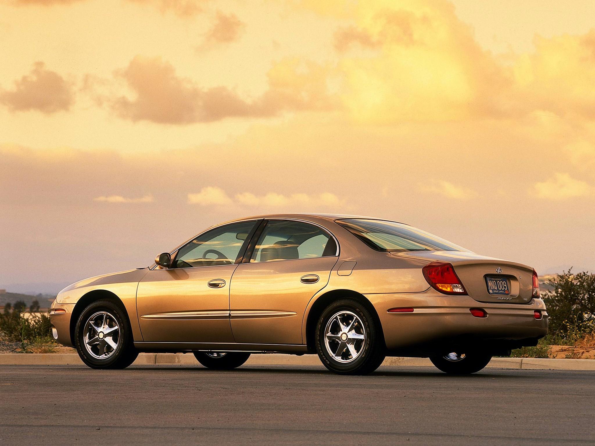 Oldsmobile Aurora 2000 2001 2002 2003 Autoevolution