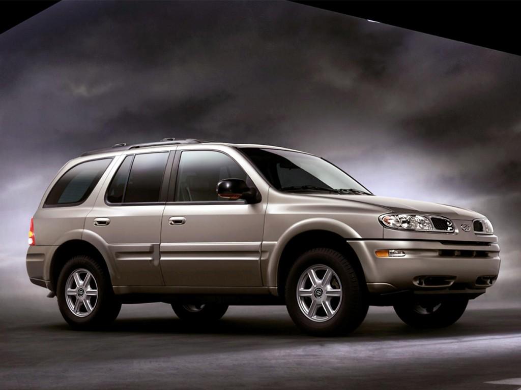 Oldsmobile Bravada Specs 2001 2002 2003 2004