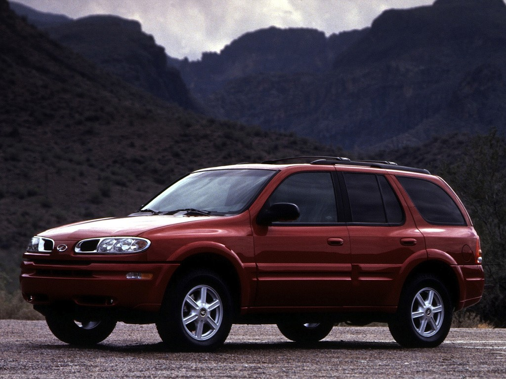 oldsmobile bravada 2001 2004