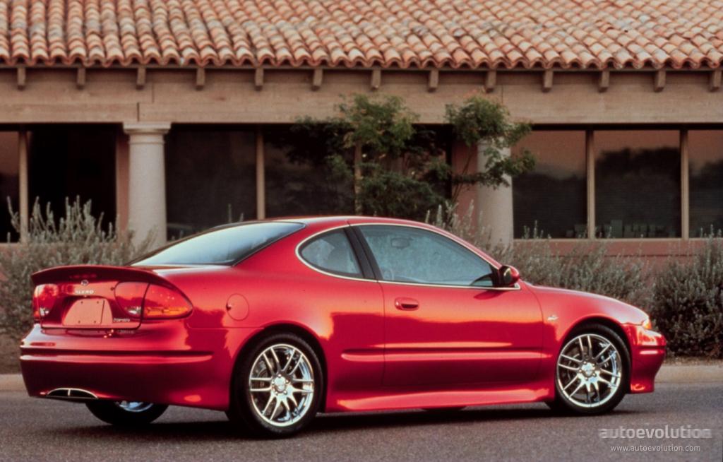 Oldsmobile Alero Coupe 1999 2004
