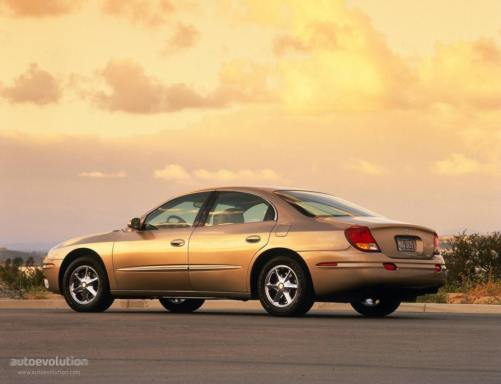 Oldsmobile Aurora - 2000  2001  2002  2003