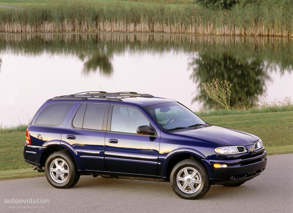 Oldsmobile Bravada Oldsmobile Bravada 2001