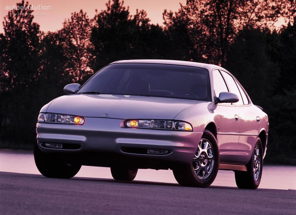 American Car Brands >> OLDSMOBILE Intrigue - 1997, 1998, 1999, 2000, 2001, 2002 - autoevolution