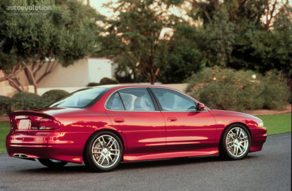2000 oldsmobile intrigue specs