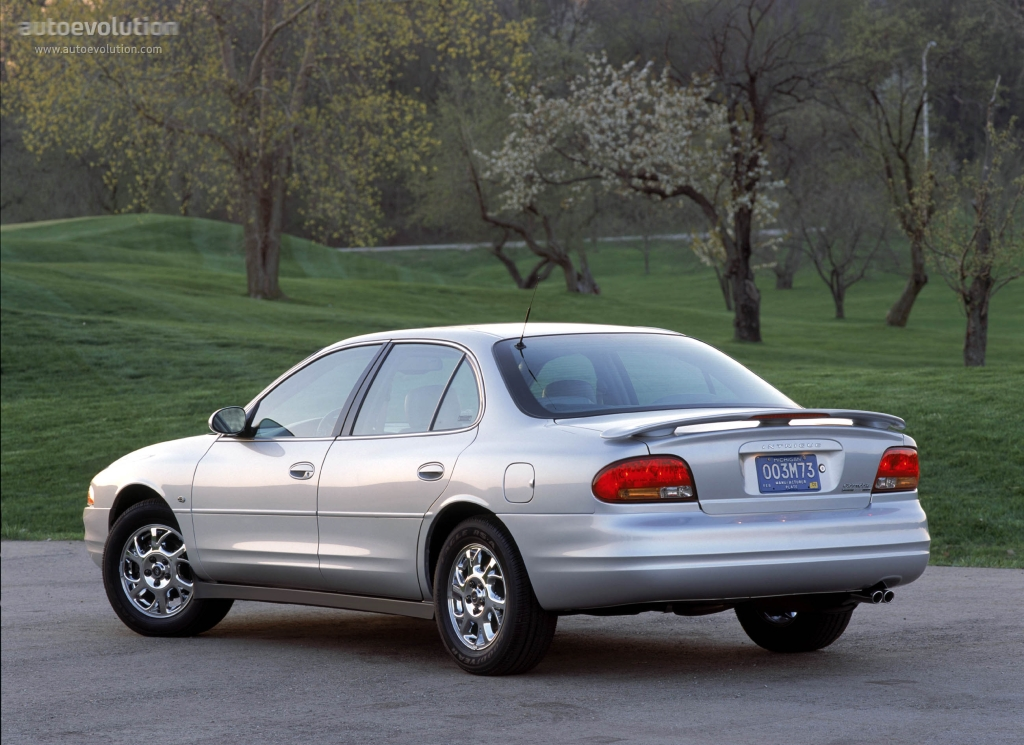 Oldsmobile Intrigue Specs 1997 1998 1999 2000 2001 2002 Autoevolution