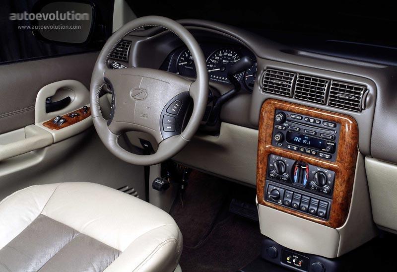 Oldsmobilesilhouette on 1999 Dodge Van