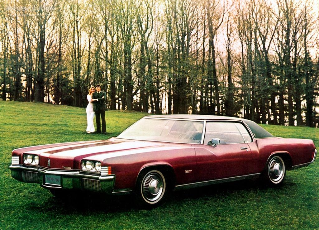 Oldsmobile Toronado Specs 1971 1972 1973 1974 1975