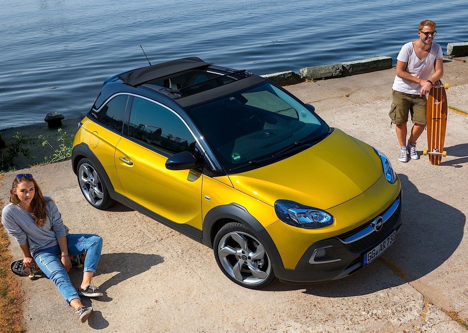 2020 Opel Adam Rocks New Model and Performance