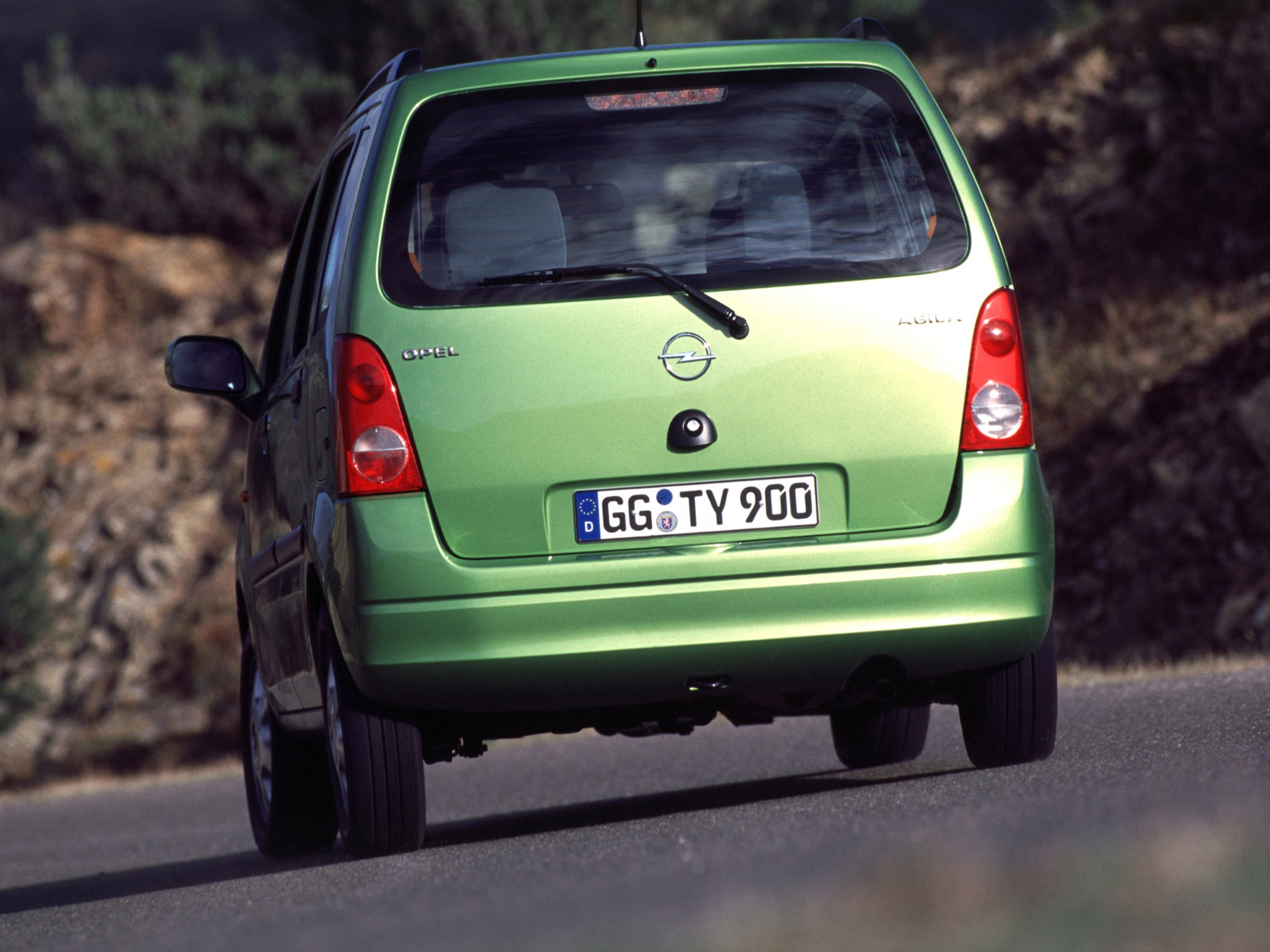 Opel Agila 2000 2001 2002 2003 Autoevolution