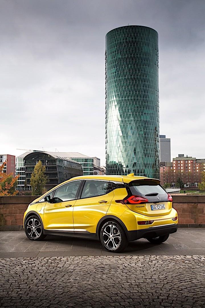 Opel Ampera E Specs >> OPEL Ampera-e specs - 2016, 2017, 2018 - autoevolution