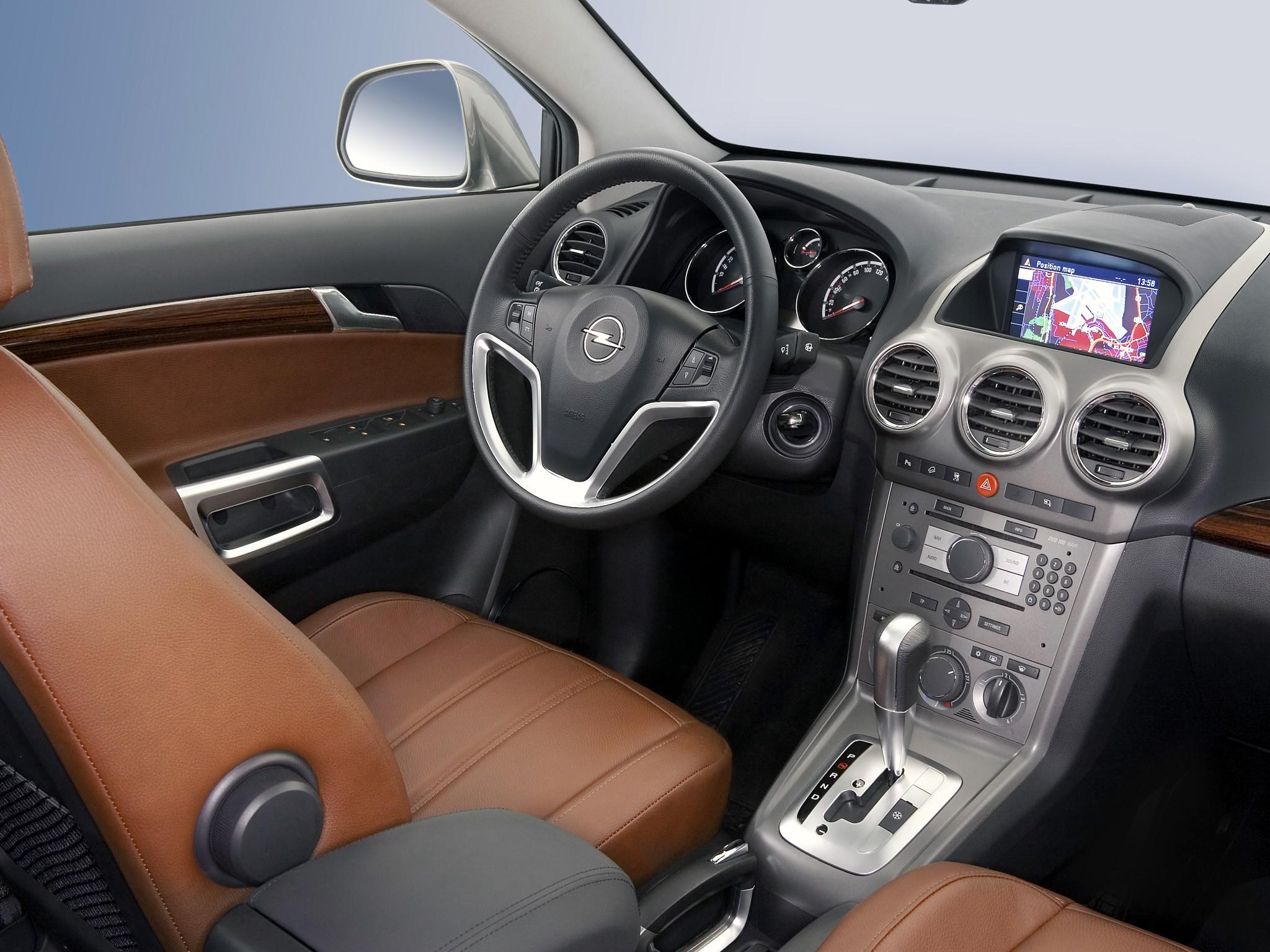 European Auto Parts >> OPEL Antara specs & photos - 2007, 2008, 2009, 2010 ...