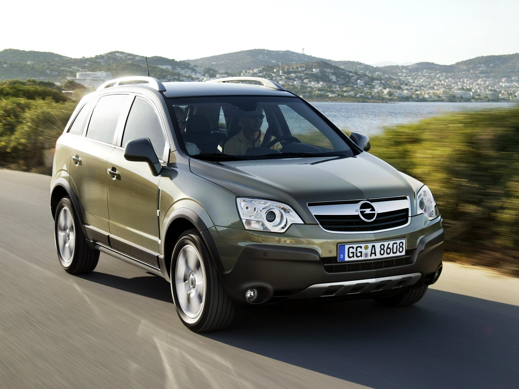Opel Antara Specs Amp Photos 2007 2008 2009 2010