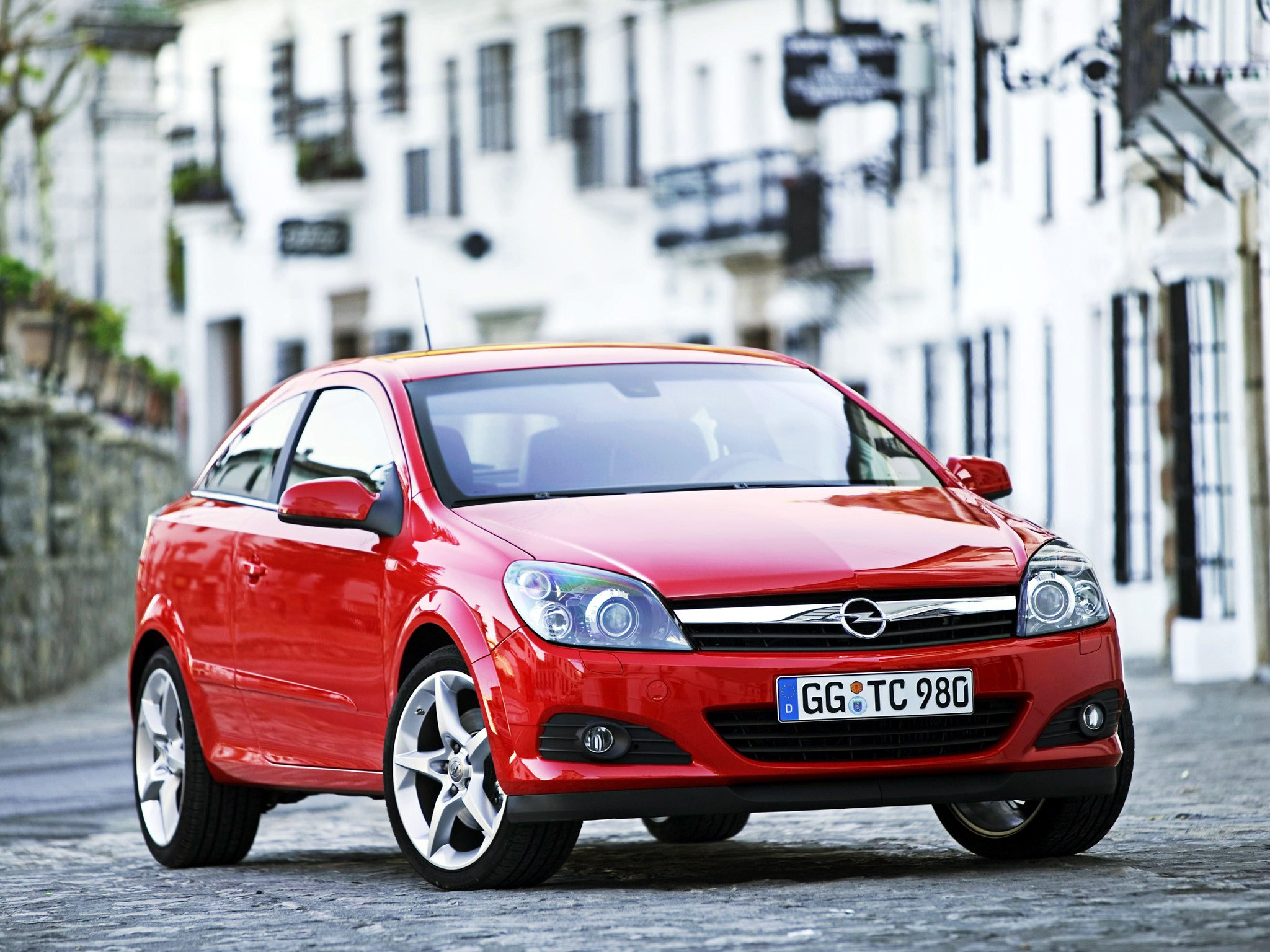 opel astra 3 doors gtc specs photos 2005 2006 2007 2008 2009 autoevolution. Black Bedroom Furniture Sets. Home Design Ideas